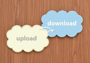 Banda simétrica: download e upload com a mesma velocidade